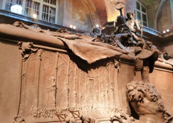 Crypt of the Habsburg Dynasty