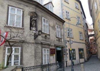 Mittelalterliche Gassl
